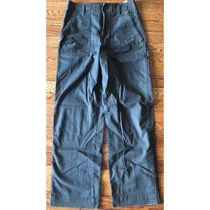 Gap Boyfriend High Waisted Chino Pants